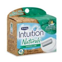 Schick 6-Pack Intuition Sensitive Care Moisturizing Razor Blade Refills with Natural Aloe