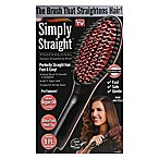Simply Straight™ Professional Ceramic Straightening Brush