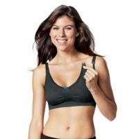 bravado!® Medium Confetti Nursing Bra in Black