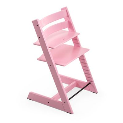 Smart Innovations U003e Stokke® Tripp Trapp® High Chair In Soft Pink