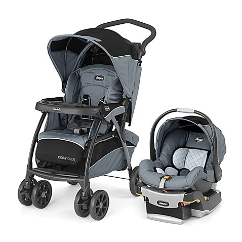 Chicco® Cortina® Travel System