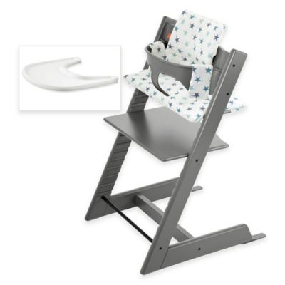 Buy stokke tripp trapp high chair complete bundle in for Avis chaise tripp trapp stokke