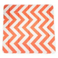 Prince LionHeart® Chevron Catchall Floor Mat in Orange