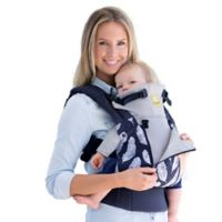 lillebaby® COMPLETE™ ALL SEASONS Baby Carrier in Charcoal with Feathers