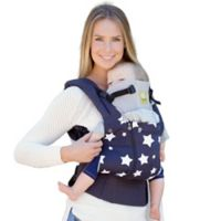 lillebaby® COMPLETE™ ALL SEASONS Baby Carrier in Charcoal with Stars