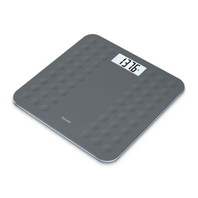 Merveilleux Beurer Silicone Personal Scale In Grey