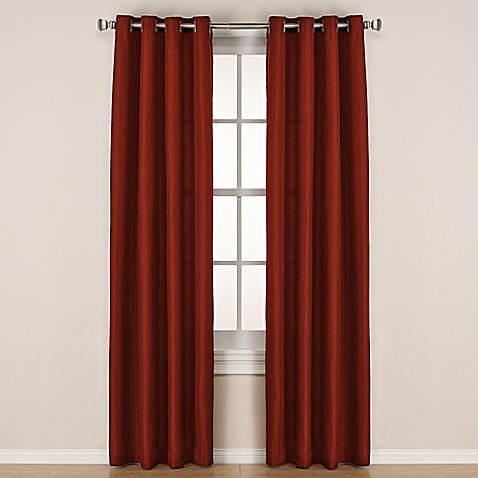 95 inch grommet curtain panels