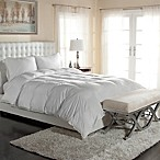 PrimaLoft® 400-Thread-Count Down Alternative King Comforter in White