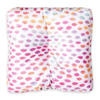 DENY Designs Elisabeth Fredriksson Paradise Dots Square Floor Pillow