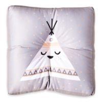 DENY Designs Elisabeth Fredriksson Little Tipi Square Floor Pillow
