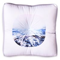 DENY Designs Leah Flores Surf Square Floor Pillow
