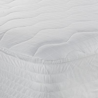 Theic 300 Thread Count Combed Cotton Tencel Lyocell Full Xl Mattress Pad