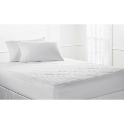 Theic 400 Thread Count Cotton Twin Mattress Pad