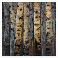 Marmont Hill Gold Infusion II 18-Inch x 18-Inch Canvas Wall Art