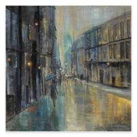 Marmont Hill Metro Lights I 40-Inch x 40-Inch Canvas Wall Art