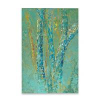 Marmont Hill Pine Tree Mist I 40-Inch x 60-Inch Canvas Wall Art
