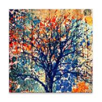 Marmont Hill 24-Inch x 24-Inch Fall Season Canvas Wall Art