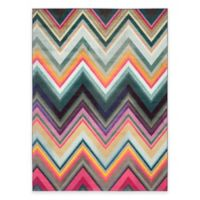 Safavieh Monaco Rylan 8-Foot x 11-Foot Multicolor Area Rug
