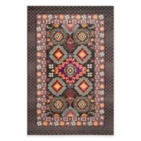 Safavieh Monaco Thane 5-Foot 1-Inch x 7-Foot 7-Inch Area Rug in Brown Multi