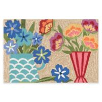 Trans-Ocean Front Porch Still Life 2-Foot 6-Inch x 4-Foot Indoor/Outdoor Door Mat