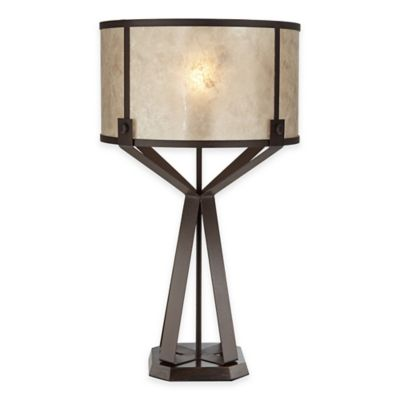 Pacific coast lighting jasper table lamp with micah shade bed pacific coast lighting jasper table lamp with micah shade bed bath beyond audiocablefo