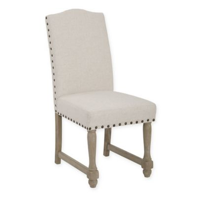 Buy Linen Dining Chairs From Bed Bath Beyond
