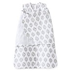 HALO® SleepSack® Small Tree Muslin Multi-Way Swaddle in Grey/White