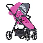 phil&teds® Smart™ Stroller in Raspberry