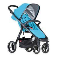 phil&teds® Smart™ Stroller in Cyan