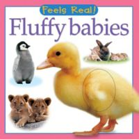 """Feels Real! Fluffy Babies"" Board Book"