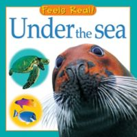 """""""Feels Real! Under The Sea"""" Board Book"""