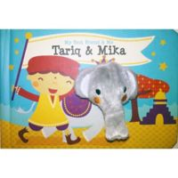 """My Best Friend & Me: Tariq & Mika"" Interactive Finger Puppet Book"