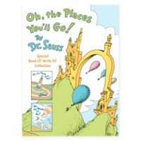 """Oh the Places You'll Go! The Read It! Write It! Collection"" by Dr. Seuss"