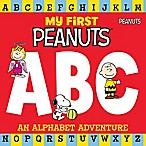 """My First Peanuts: ABC"" Board Book"