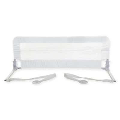 Babyproofing DreambabyR Harrogate Tall And Wide Bed Rail In White