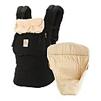 Ergobaby™ 2016 Original Collection Bundle of Joy Baby Carrier in Black/Camel