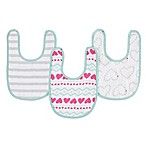 aden + anais® 3-Pack Light Hearted Little Bib