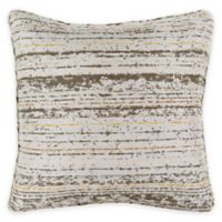 Surya Lapwai 16-Inch Square Throw Pillow in Olive