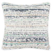 Surya Lapwai 20-Inch Square Throw Pillow in Grey
