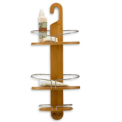 Umbra® Bamboo Shower Caddy