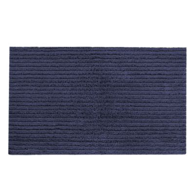 buy navy blue bath rugs from bed bath & beyond