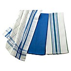 Le Creuset® Kitchen Towels in Cobalt (Set of 3)