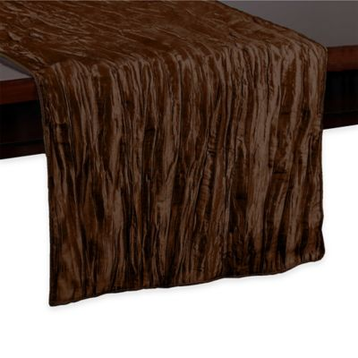 Buy Brown Table Runner From Bed Bath Amp Beyond