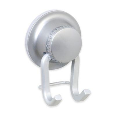 TITANR Power GripR NeverRustR Suction Shower Hook