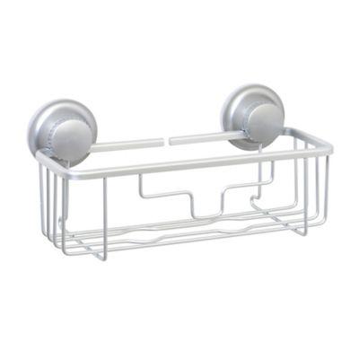 TITAN® Power Grip® NeverRust® Suction Shower Basket