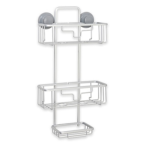 Bed Bath And Beyond Suction Shower Caddy