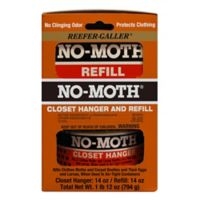 Reefer-Galler® No-Moth® Closet Hanger and Refill Combo