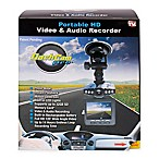 DashCam Pro™ Portable HD Video and Audio Recorder