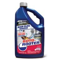 Roto-Rooter Hair Clog Remover 64oz