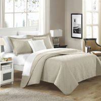 Chic Home Garibaldi 8-Piece King Quilt Set in Taupe